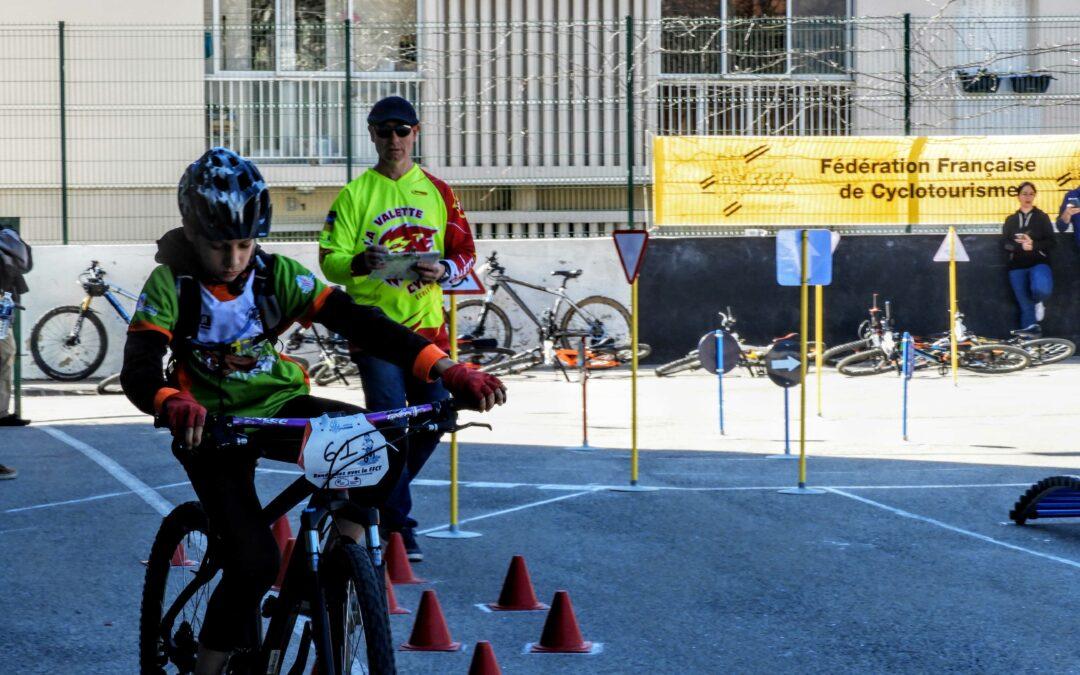 Une vélo école
