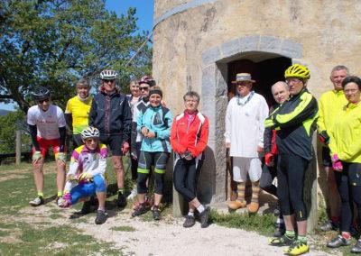 Visite du Moulin