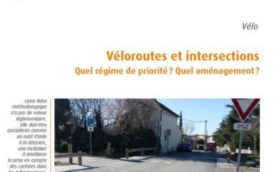 Véloroutes et intersections